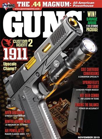 GUNS Magazine - November 2019