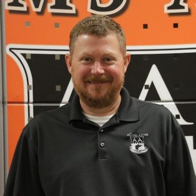 Jason East - Adams Arms President