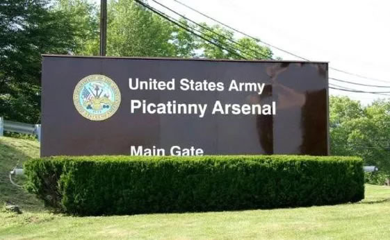 Picatinny Arsenal - Main Gate