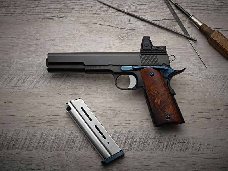 ACW Full Custom 1911 Build