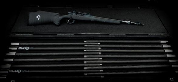 Helix 6 Precision Pre-fit Savage Rifle Barrels