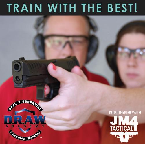 JM4 DRAW Academy Firearms Training