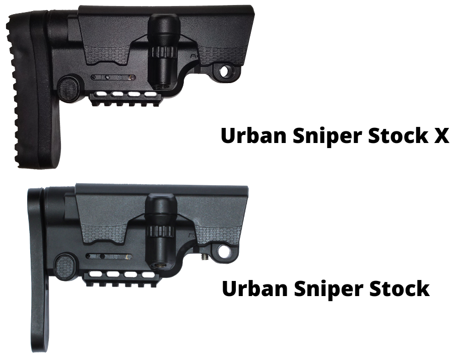 AB Arms Urban Sniper Stocks