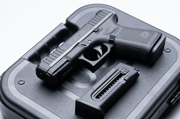 Glock 44 22 LR Caliber Pistol