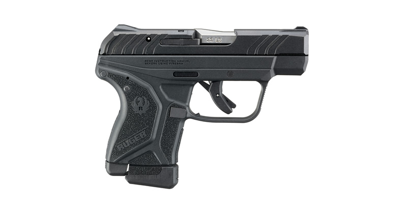 Ruger Lite Rack LCP II Chambered in 22 LR