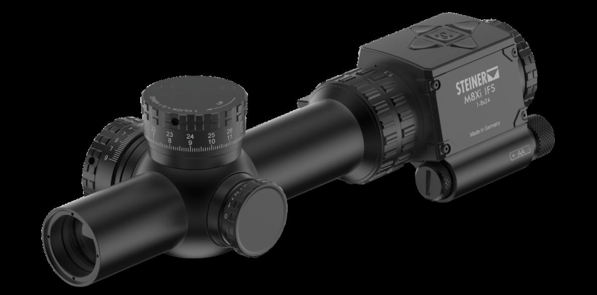 M8Xi IFS riflescope