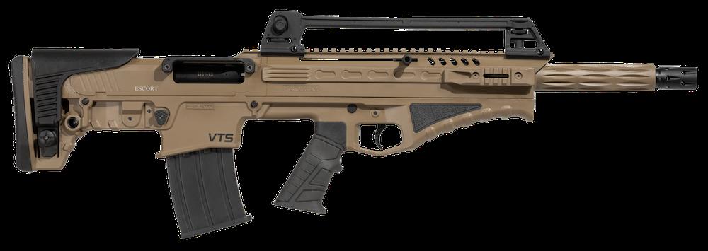 BTS Bullpup Shotgun