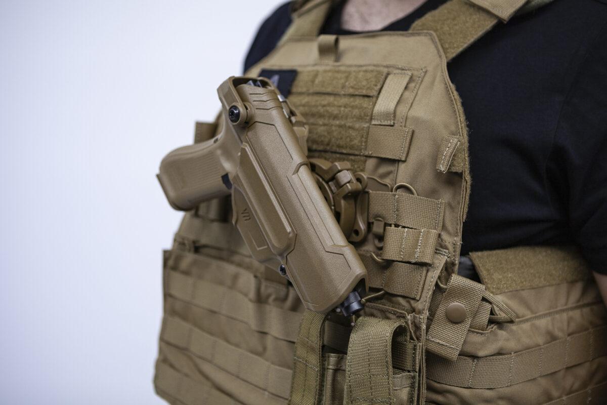 Blackhawk T-Series L3D Holsters