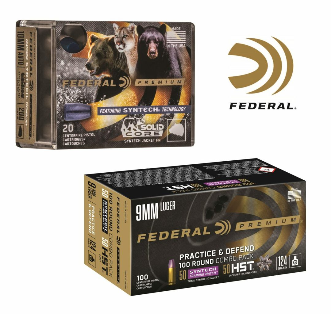 Federal Syntech Ammo