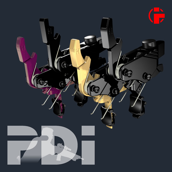 HIPERFIRE PDI AR Drop-In Triggers