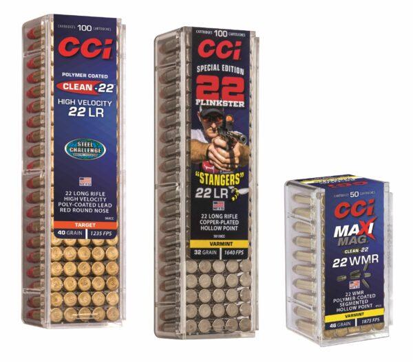CCI 22 Ammunition