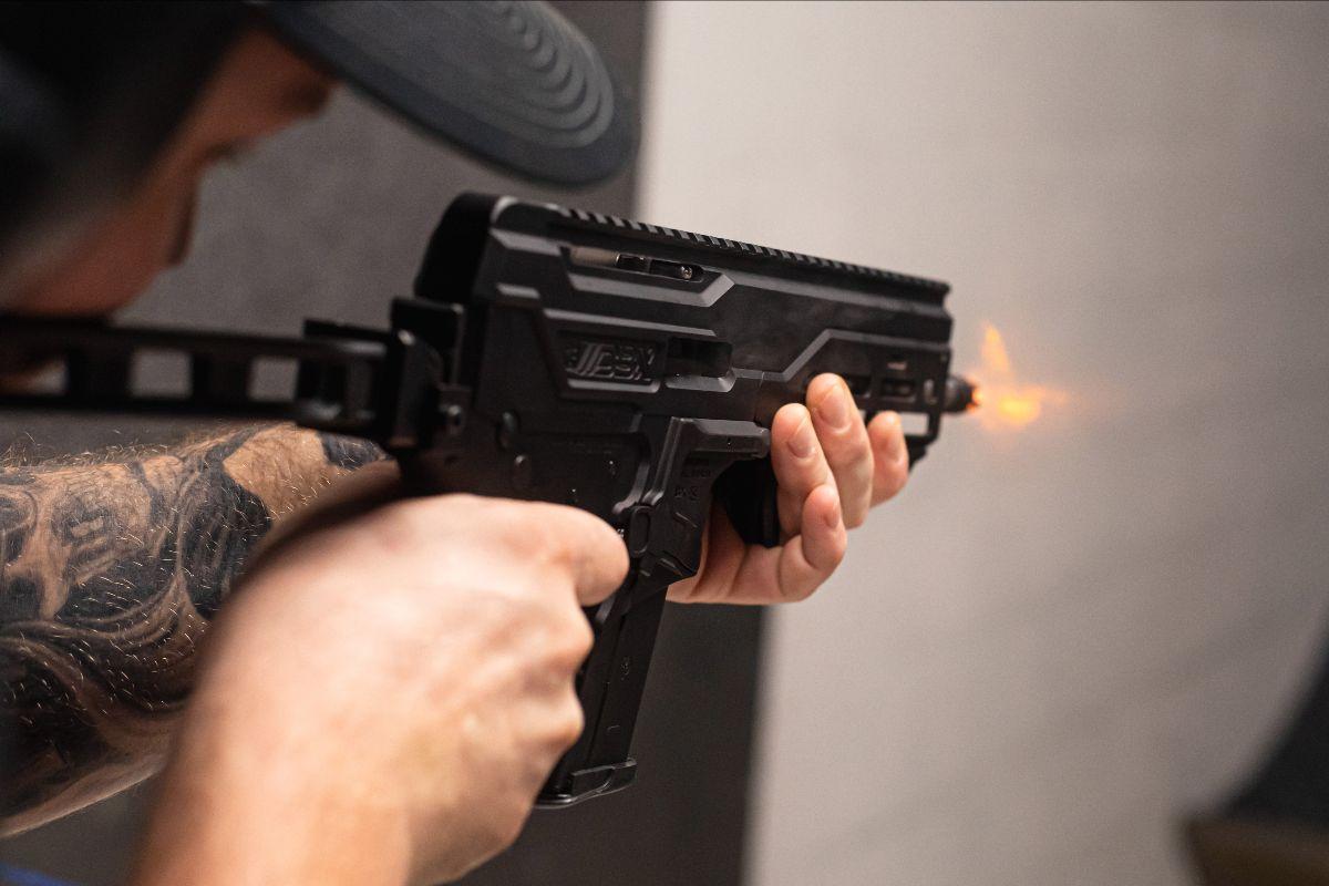 Diamondback Firearms DBX 5.7