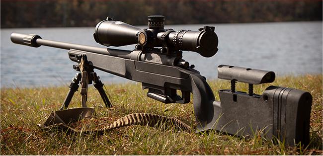 Daniel Defense DELTA 5 Bolt-Action Rifle Safety Notice
