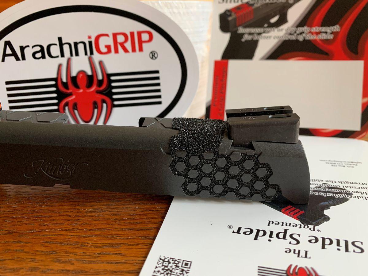 Complex Kimber Slide Grip