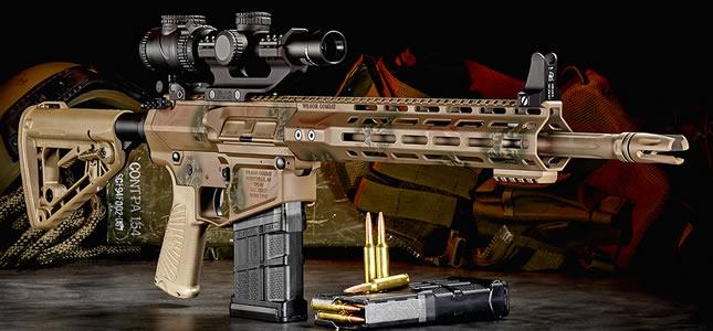 Paul Howe 6.5 Creedmoor Rifle