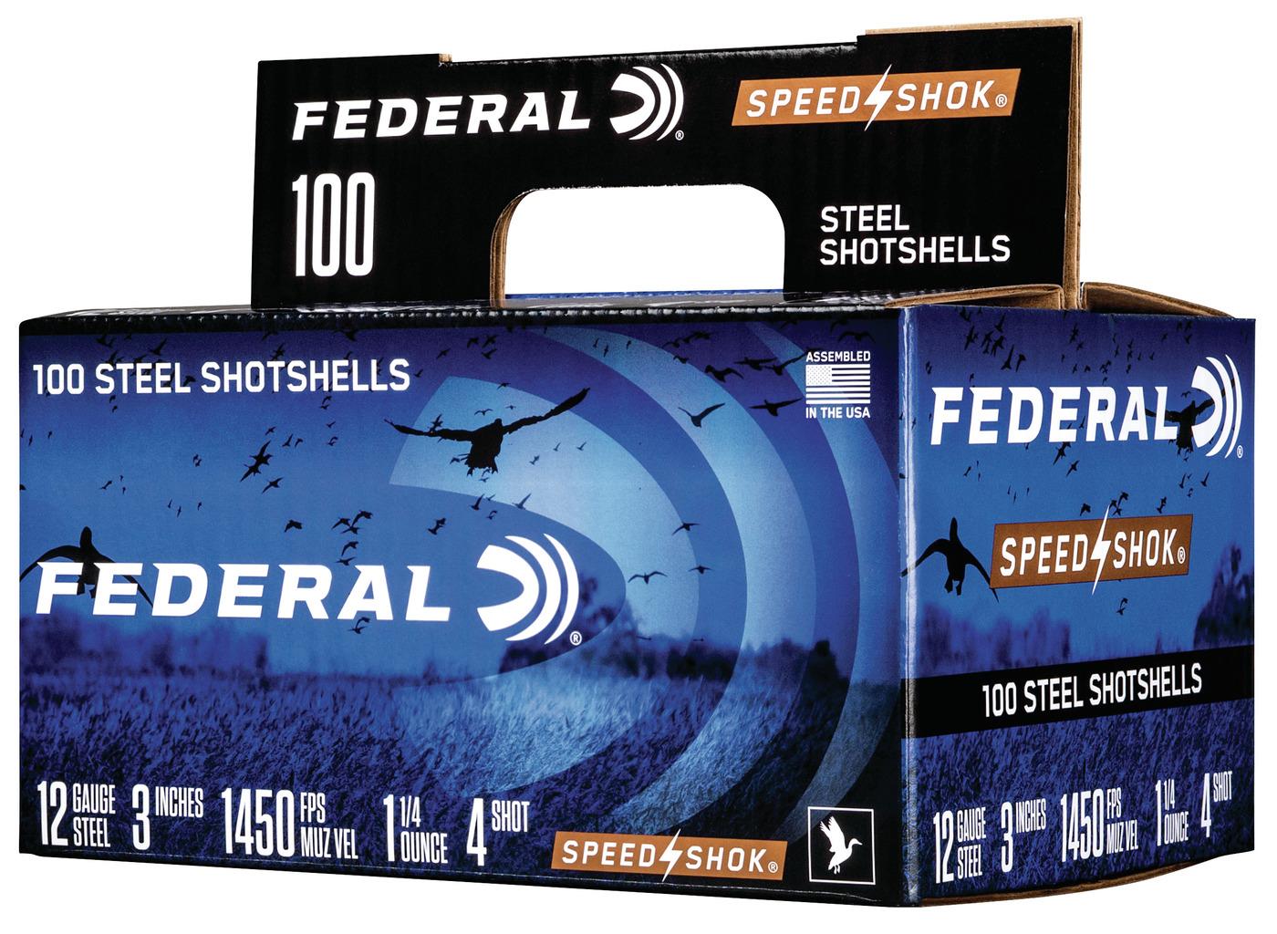 Speed-Shok 100-Packs