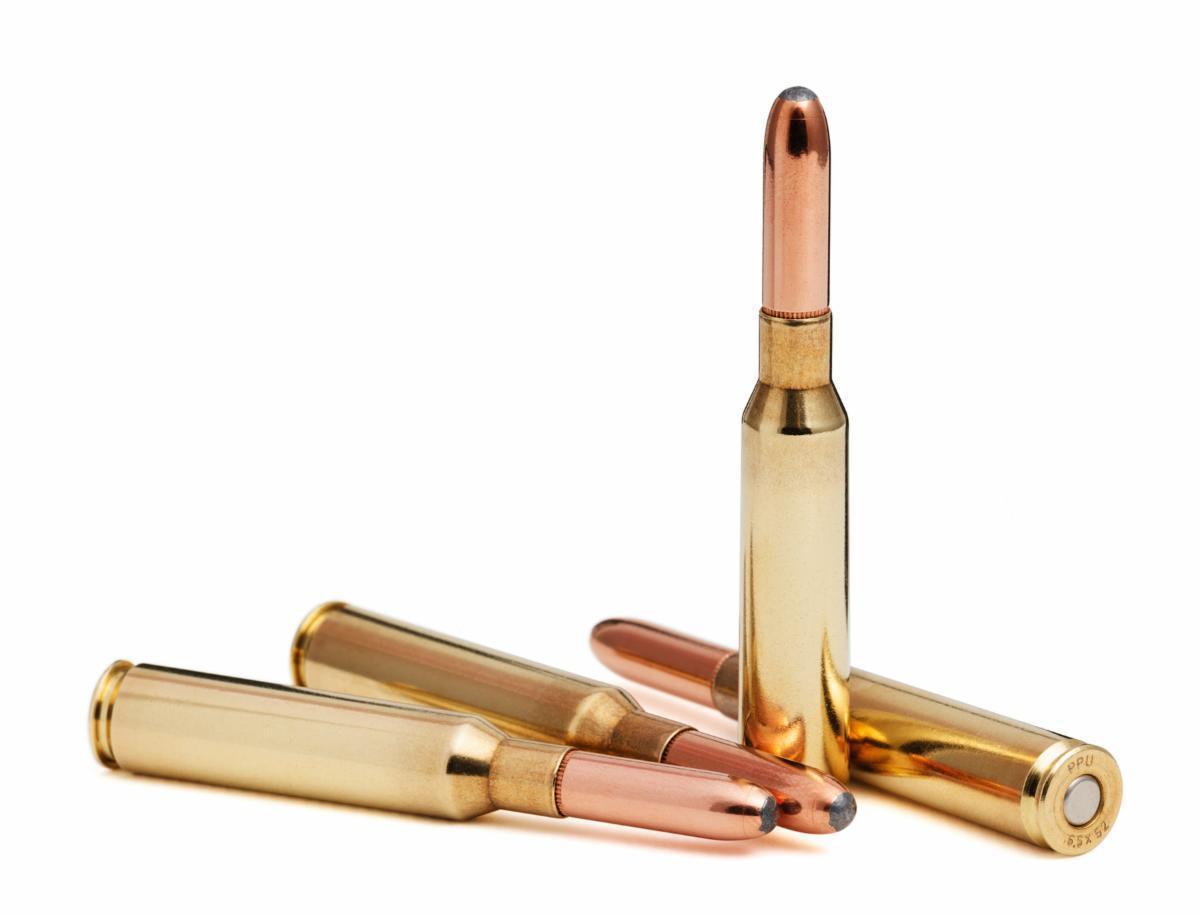 Steinel Ammunition 6.5 Carcano