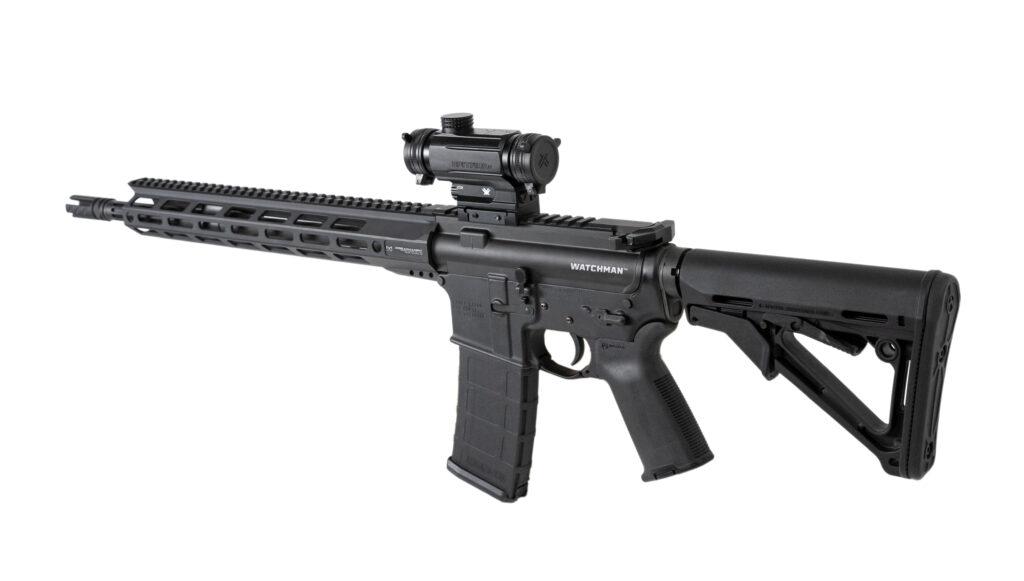 Watchman rifle