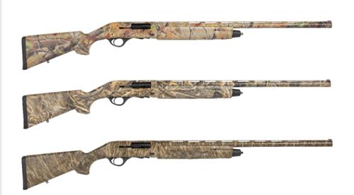 Escort's PS line of semi-automatic shotguns