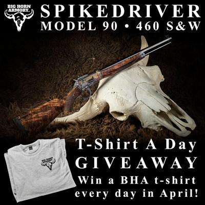 Model 90 Tshirt Giveaway
