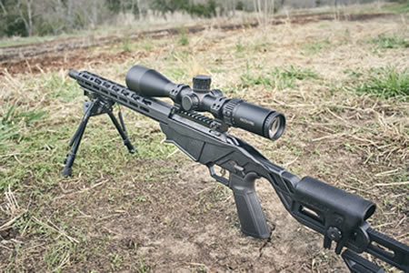 New Match Pro Riflescope