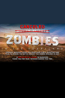 Zombies Canceled