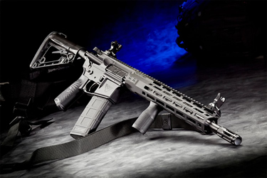 5.56 NATO caliber WC-15 patrol carbines