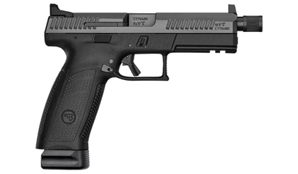 CZ P-10 F Suppressor-Ready