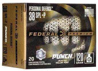Federal Ammunition PUNCH