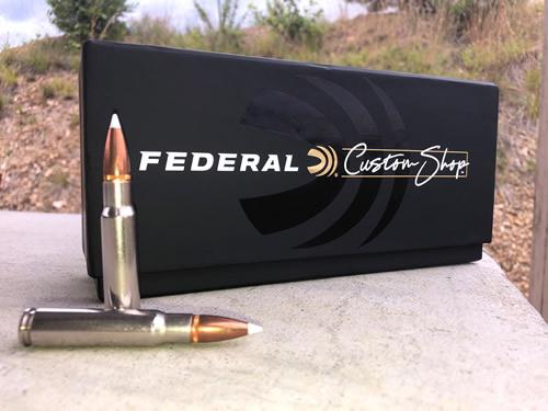 Federal Custom Shop