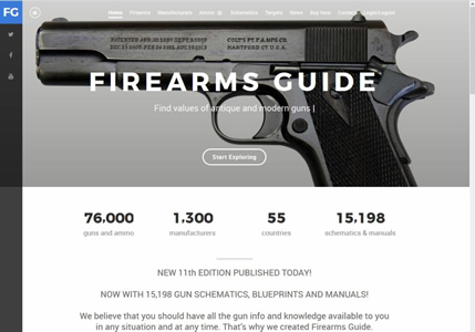 Firearms Guide11th Edition