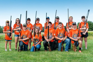 Lincoln Heritage Pheasants Forever Young Guns [IL]