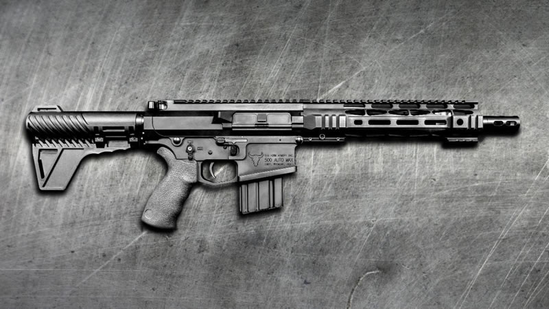 Big Horn Armory AR500 Auto Max Pistol