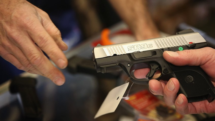 Record Breaking Background Checks in May