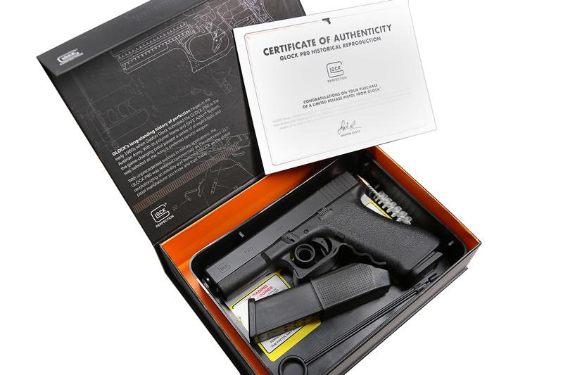 Glock P80 - Pistole 80