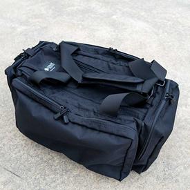 Lynx Defense Concord Pistol Range Bag - Black