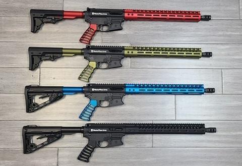 MPA AR9 PCC Pistol Caliber Carbine