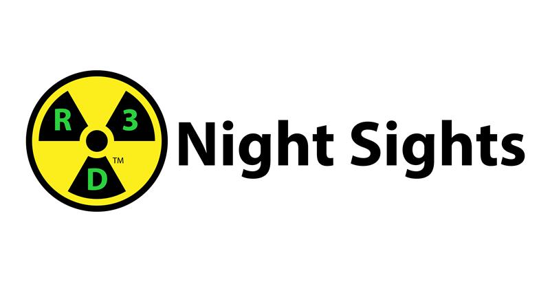 XS R3D Night Sights