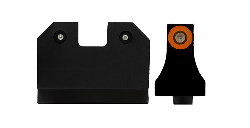 XS R3D Suppressor Height - Orange