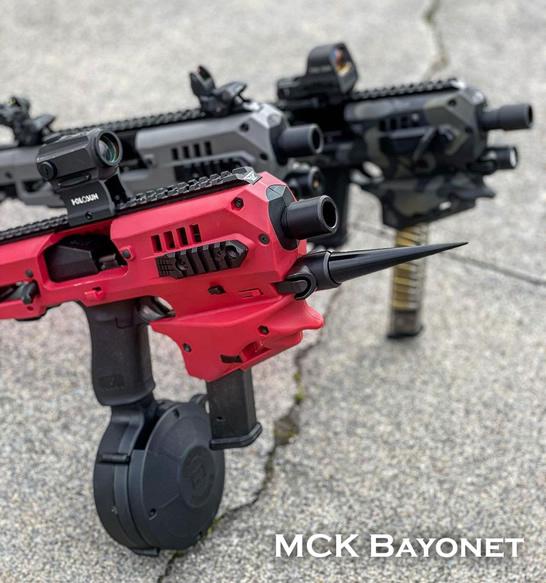 MCK Bayonet