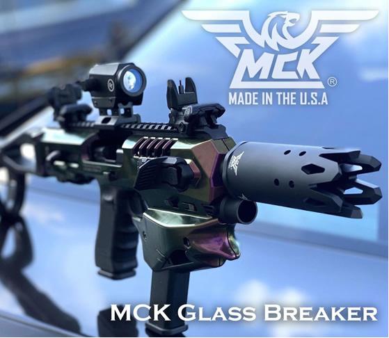 MCK Glass Breaker