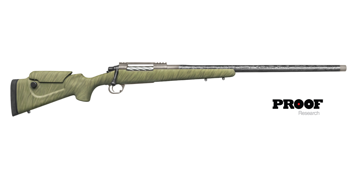 PROOF Research Tundra Bolt-Action Rifle