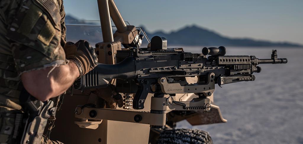 M240 General Purpose Machine Gun