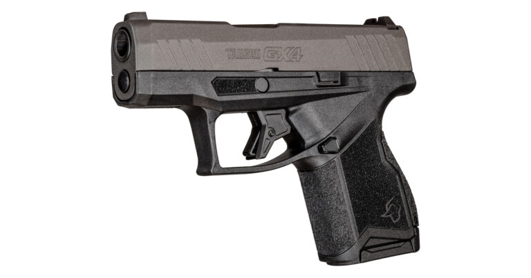 Taurus GX4 - Tungsten Cerakote 1-GX4M94C