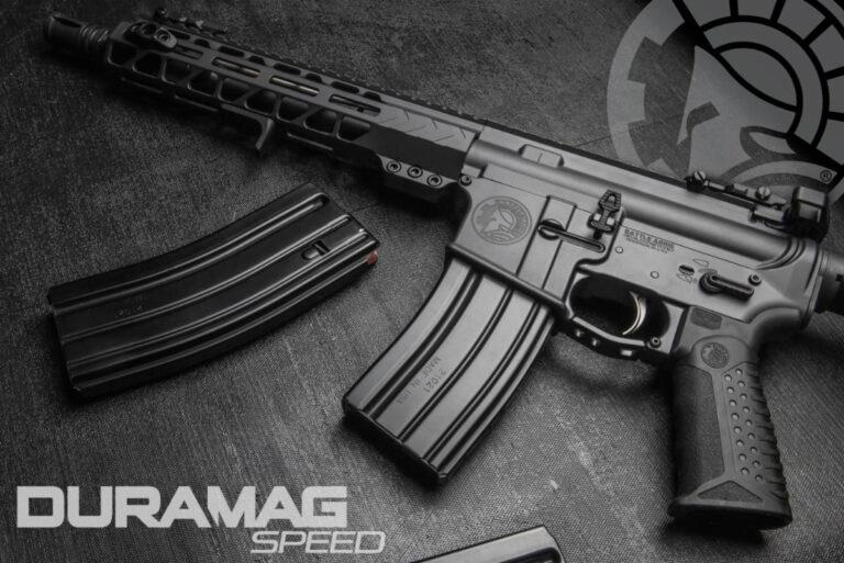 Battle Arms Development Rifle with DuraMag Magazine