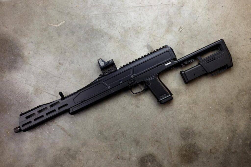 Trailblazer Firearms Pack9 9mm Rifle