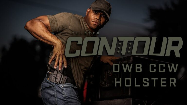 Tulster Contour Outside-the-Waistband Holster