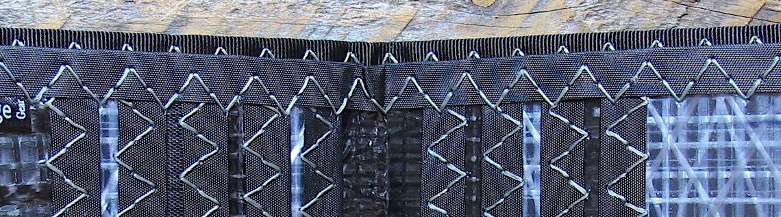 Triple Step Stitching