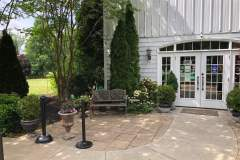 Tasting Room and Front Lawn Entrance