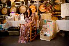Baby Shower - Gift Tables with Rocking Chair